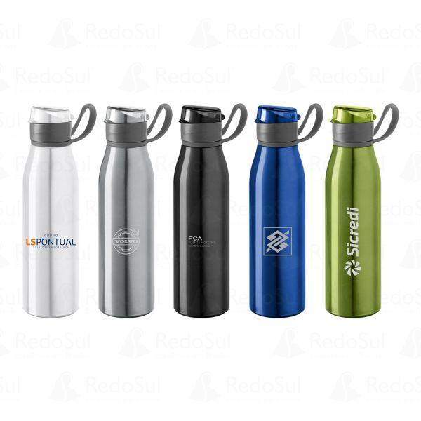 31e739f61d RD 94631 - Squeeze Promocional Personalizado em Alumínio 650ml