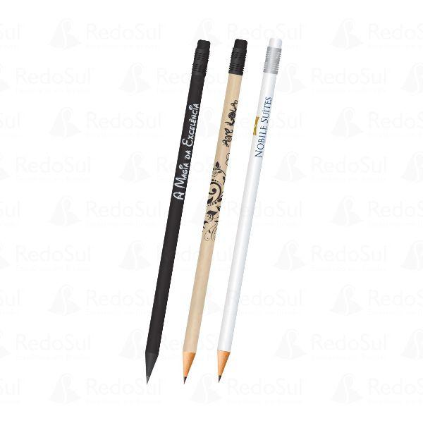 8c0b29ff3 RD 80998 - Lápis Personalizado sem Borracha Promocional - Redosul ...